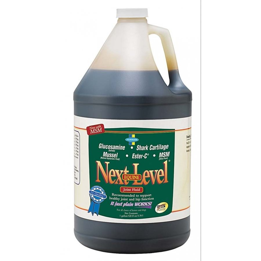 Next Level Joint Fluid for Horses - 1 gal. Best Price