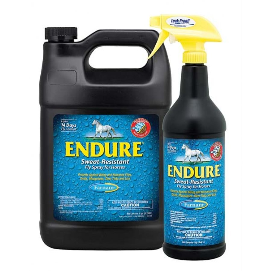 Endure Sweat-Resistant Fly Control / Size (1 gallon) Best Price