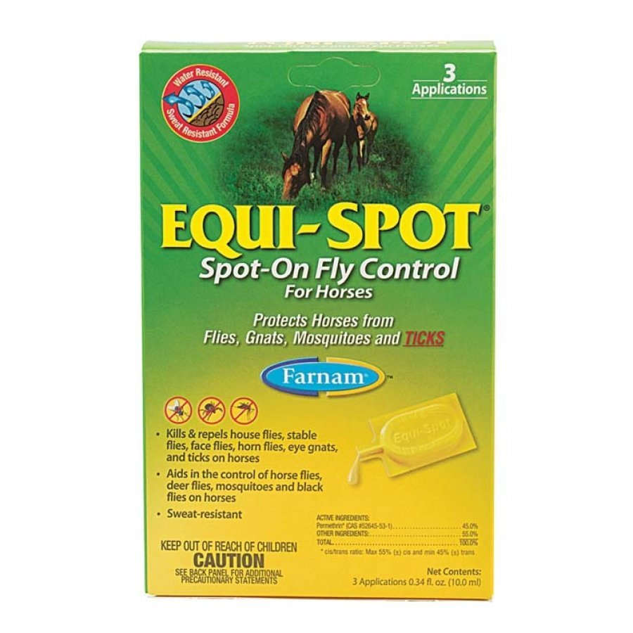 Equi-Spot Spot On Fly Control