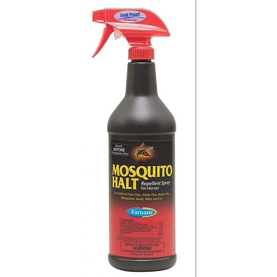 Mosquito Halt for Horses  / Size (32 oz.) Best Price