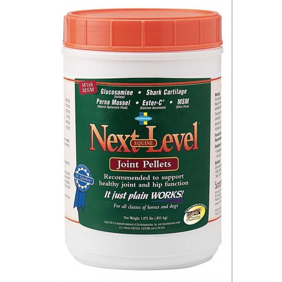Next Level Equine Joint Pellets 1.8 lbs Best Price