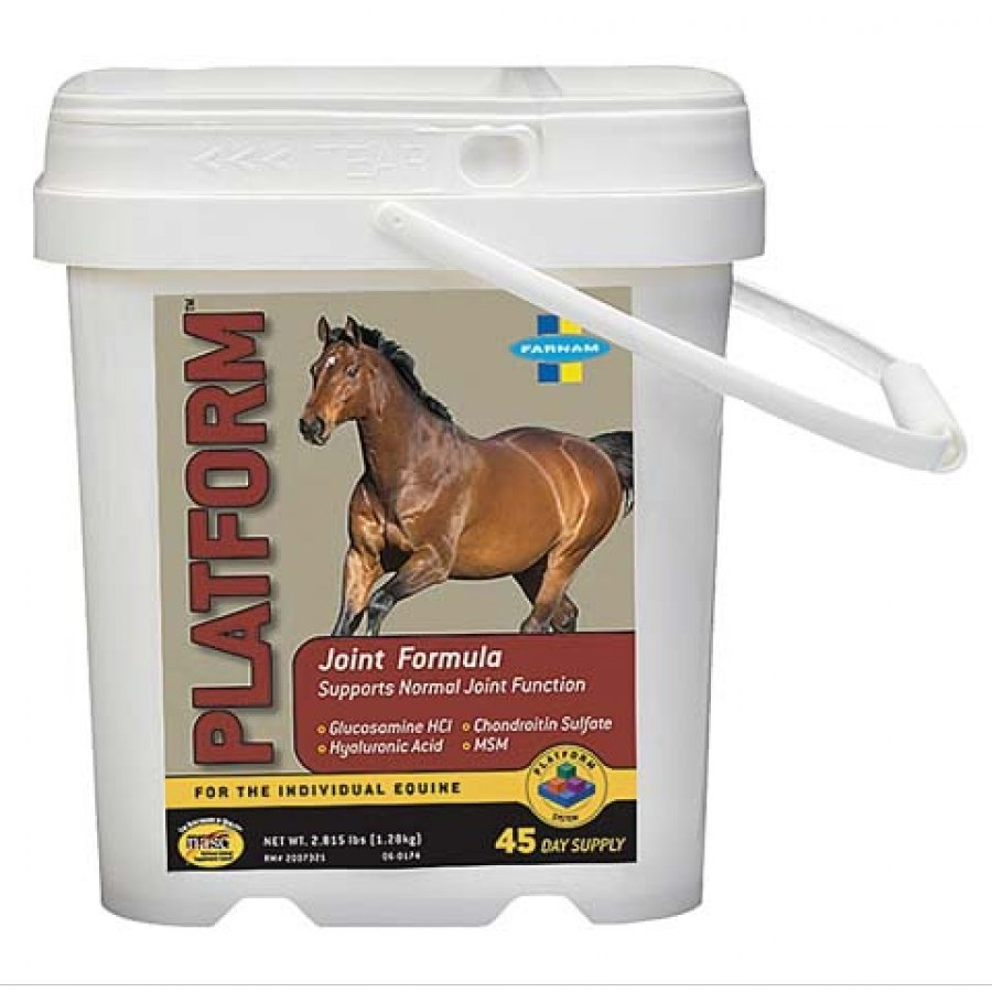 Platform Joint Formula -Equine / Red Pellet 2.815 lbs Best Price