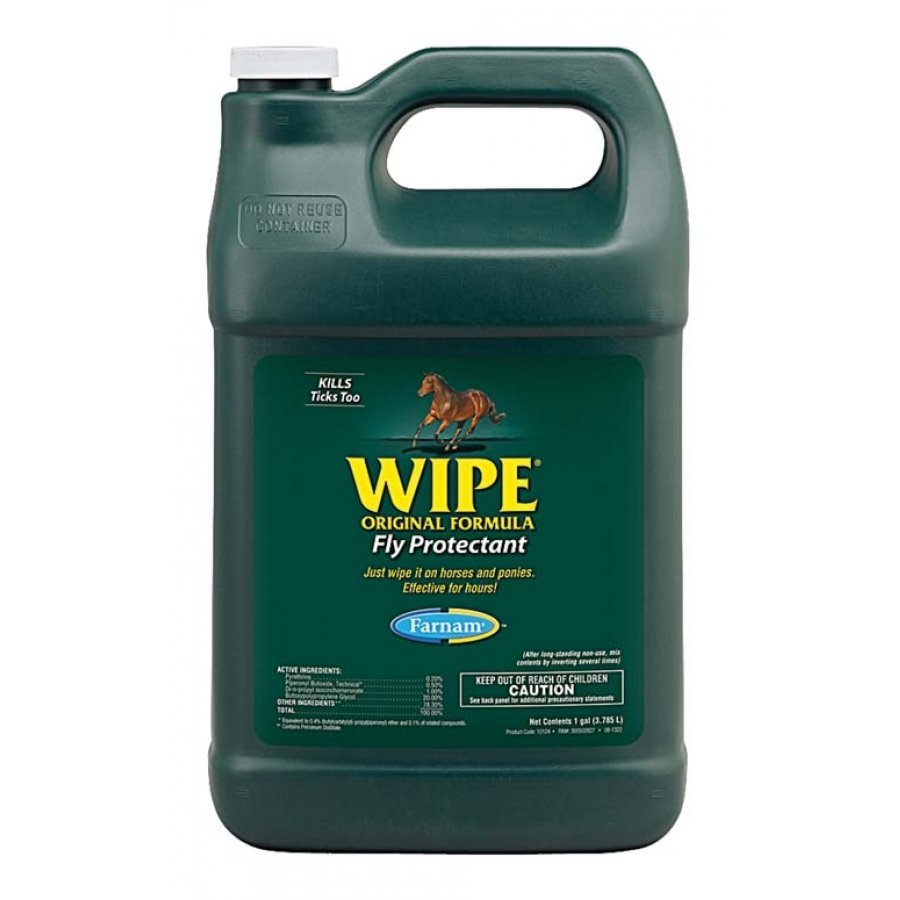 Wipe Equine Fly Protectant / Size (Gallon) Best Price