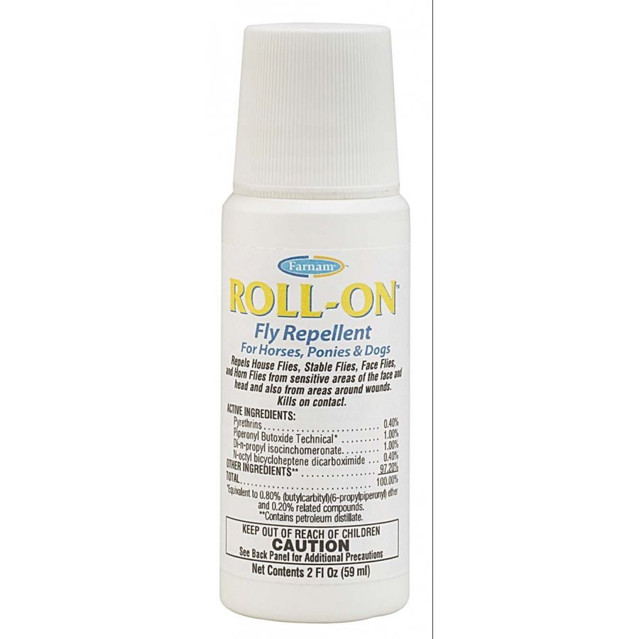 Roll-On Fly Repellent for Horses 2 oz. Best Price