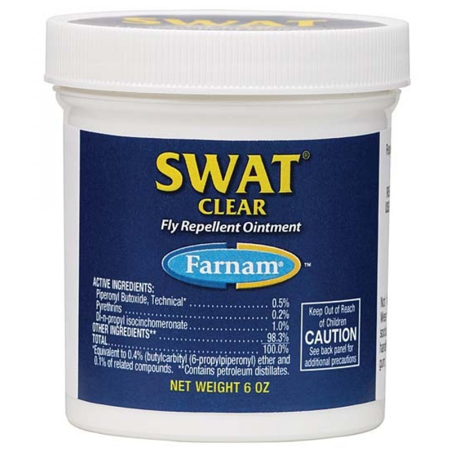 Swat Fly Repellent Ointment 6 oz. / Color (Clear) Best Price