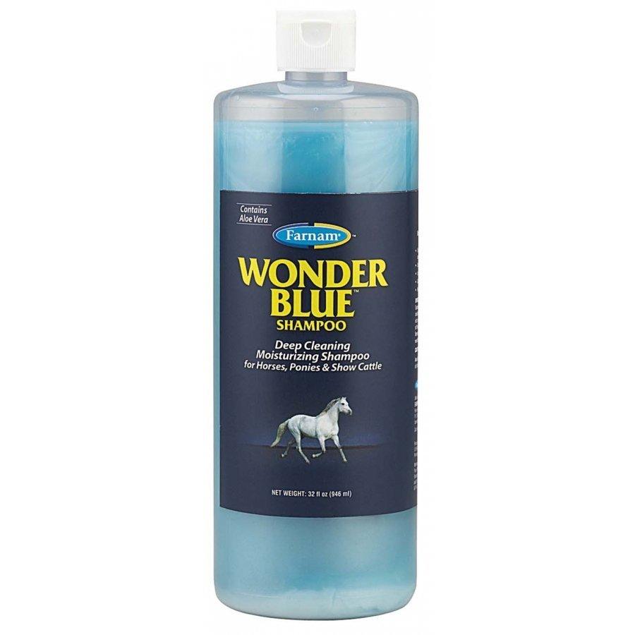 Wonder Blue Horse Shampoo 32 oz. Best Price