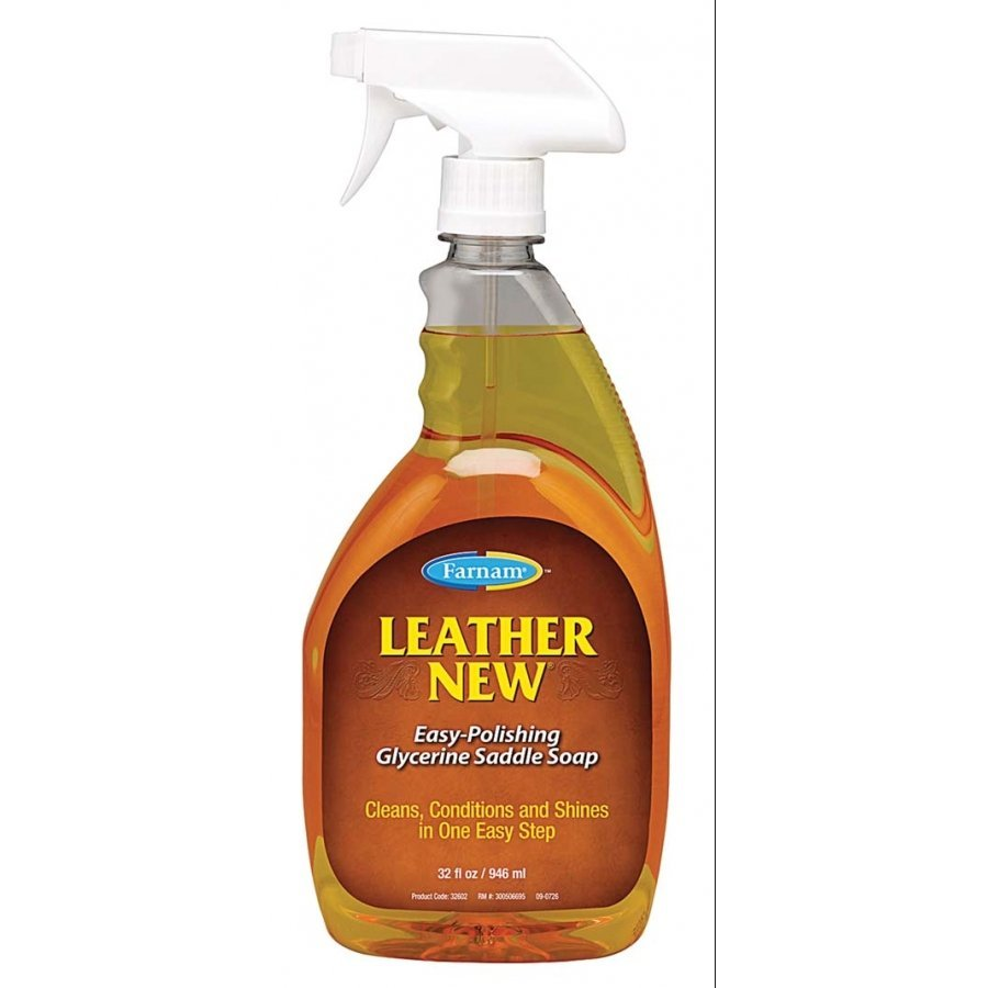 Leather New - Self Polishing Saddle Soap / Size (32 oz.) Best Price