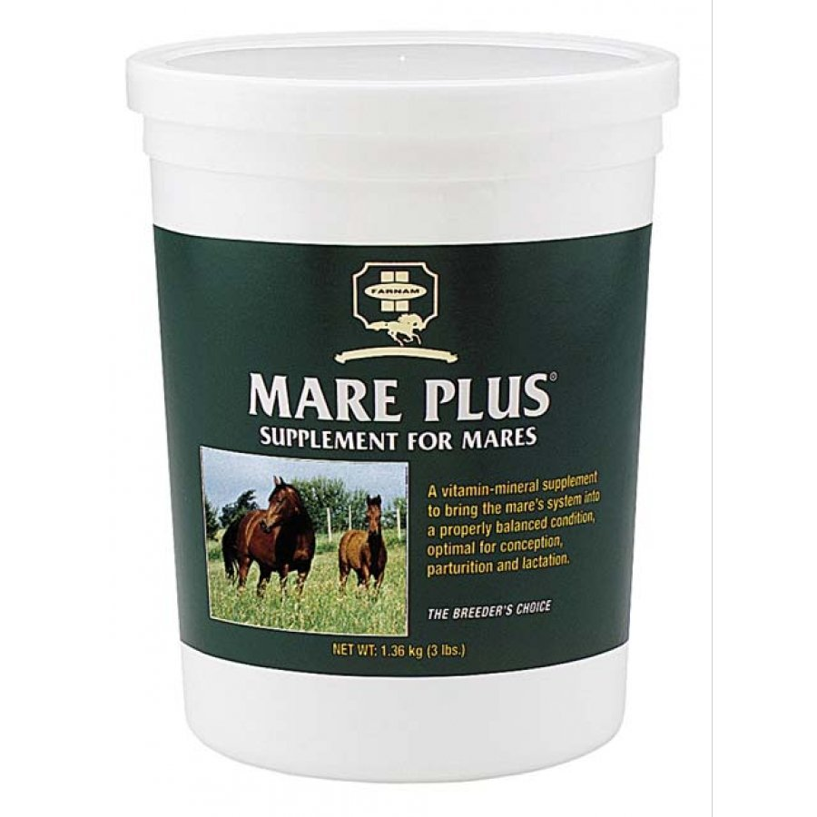 Mare Plus Horse Supplement / Size (3 lbs.) Best Price