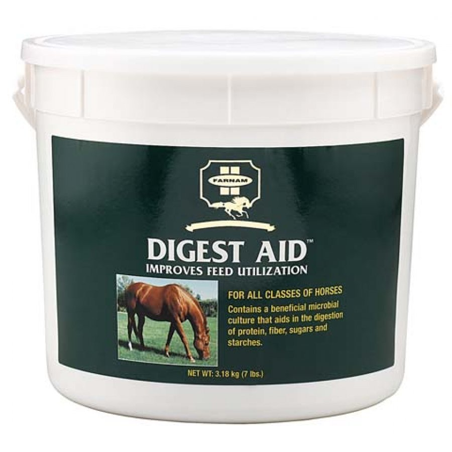 Digest Aid Equine Supplement 7 lbs Best Price