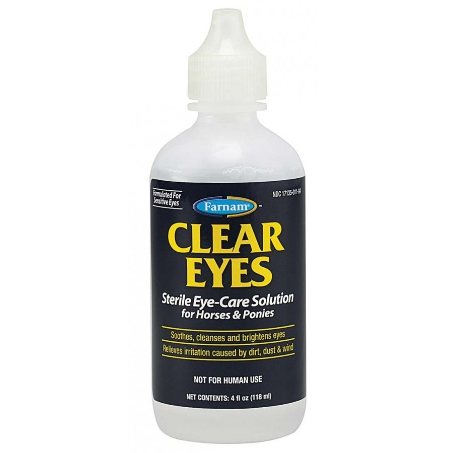 Clear Eyes for Horses - 4 oz.