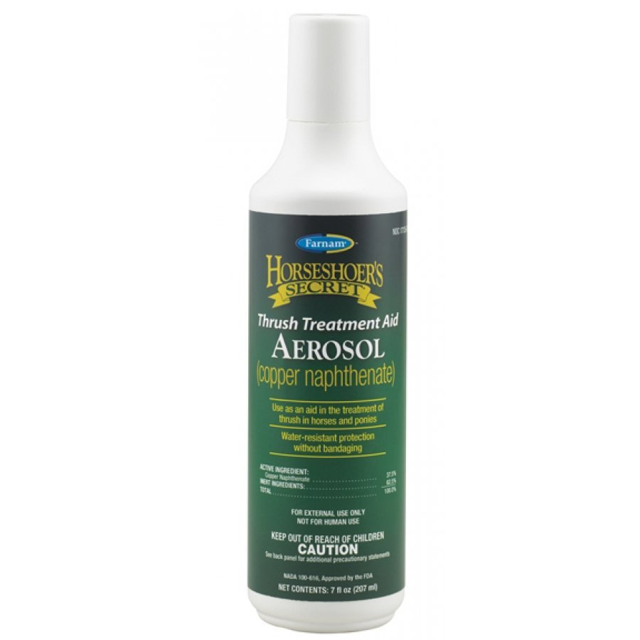 Horseshoers Secret Thrush Treatment Aid Aerosol - 7 oz. Best Price