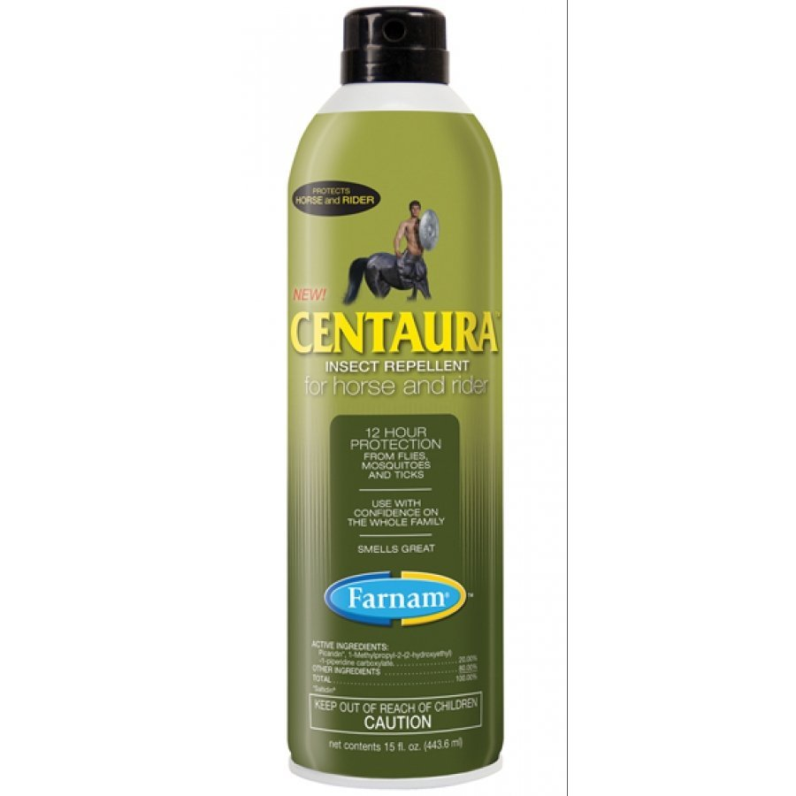 Centaura Insect Repellent For Horse And Rider - 15 oz.