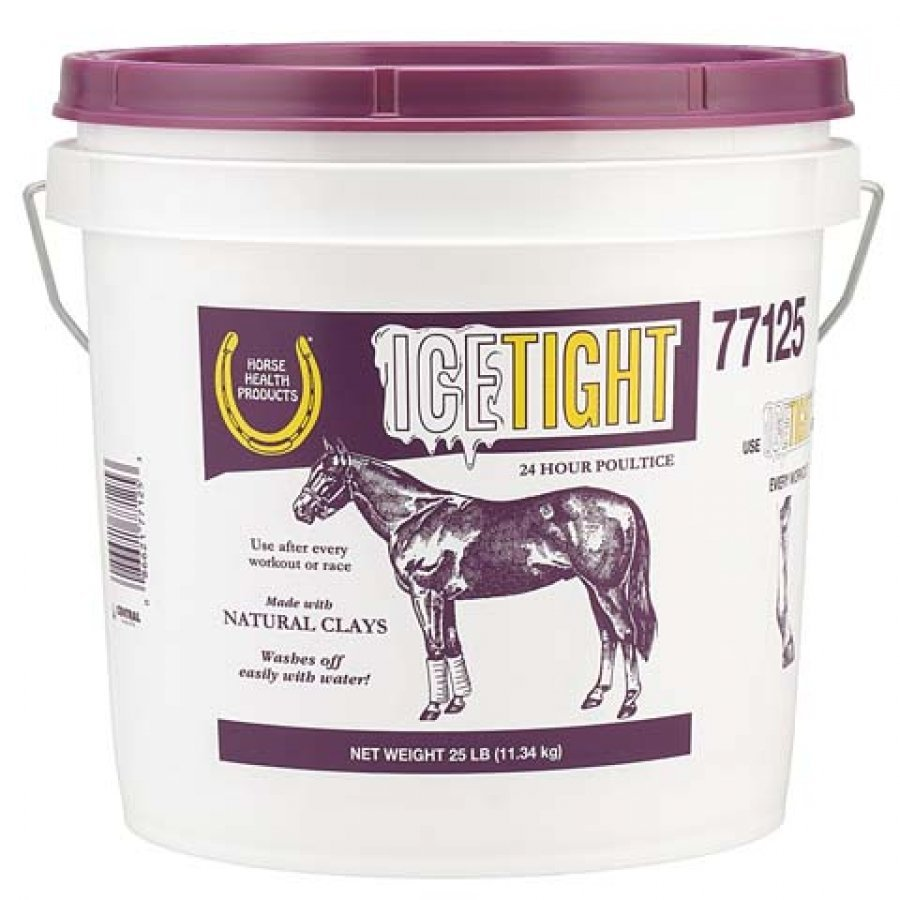 Icetight Poultice Equine Ligament Care / Size (25 lb.) Best Price