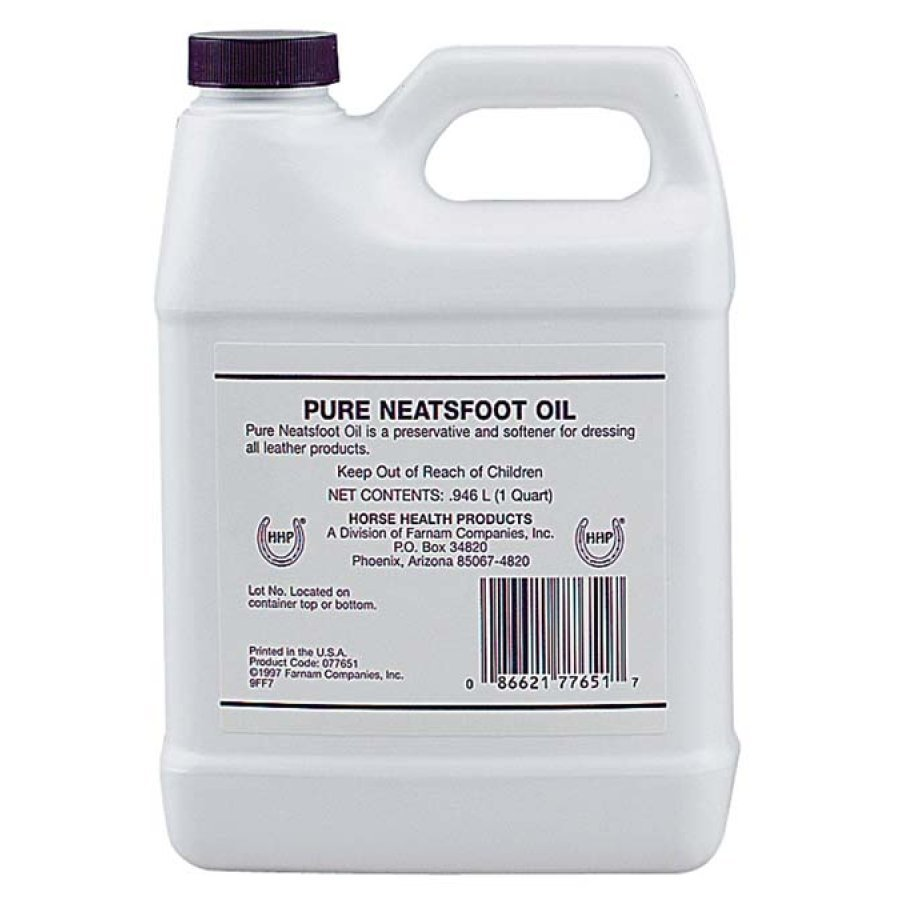 100 Percent Pure Neatsfoot Oil / Size (Quart) Best Price