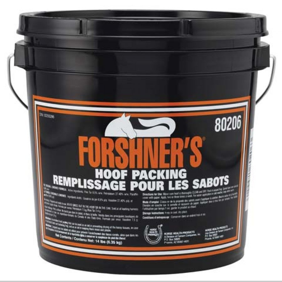 Forshners Hoof Packing 14 lbs Best Price