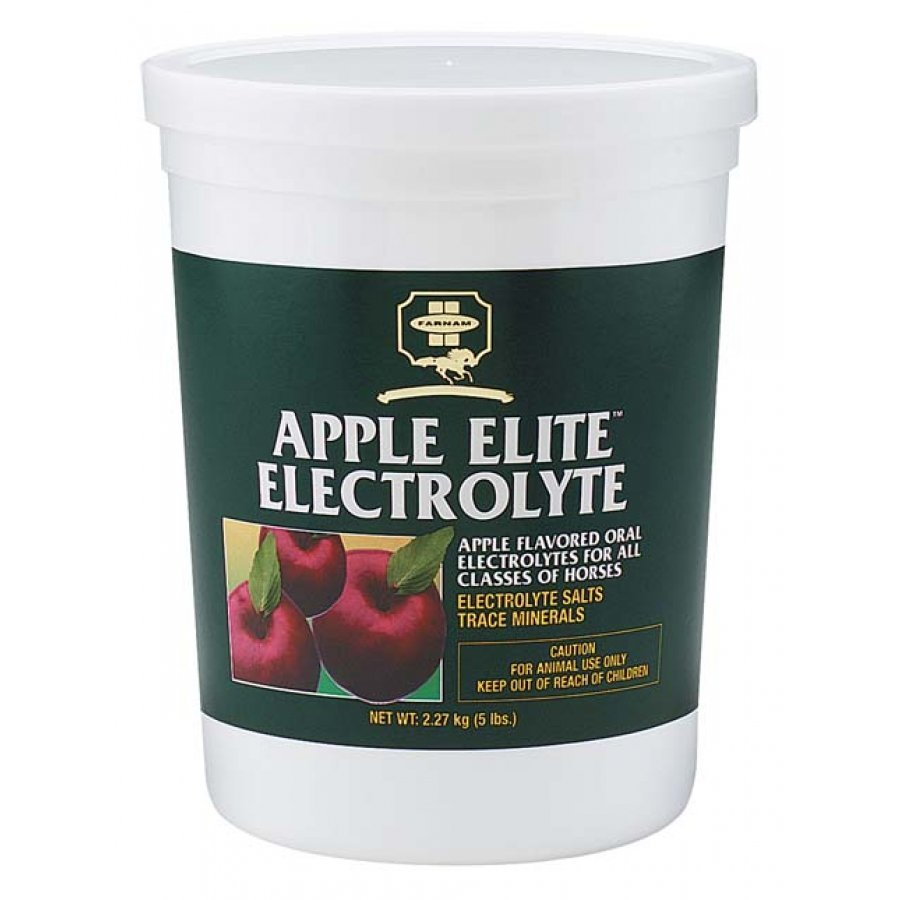 Elite Electrolytes for Horses / Flavor (Apple / 5 lbs.) Best Price