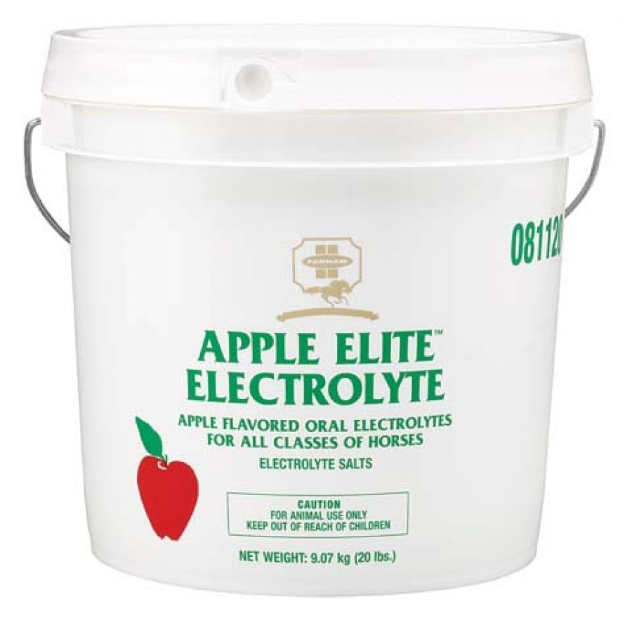 Elite Electrolytes for Horses / Flavor (Apple / 20 lbs.) Best Price