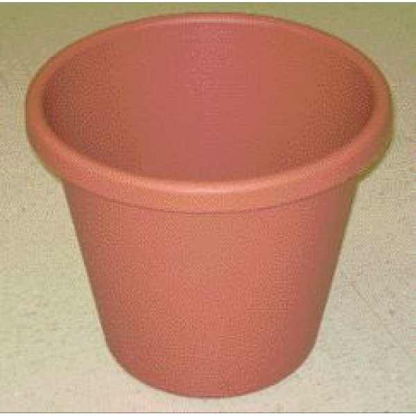 Classic Flower Pot / Size (20 in. / Clay) Best Price