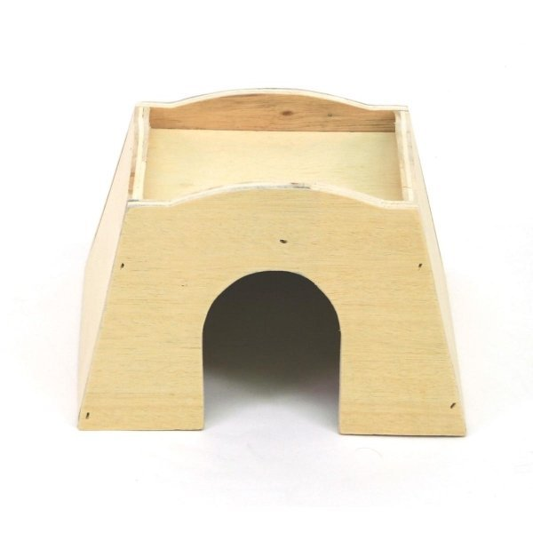 Small Pet Bungalow / Play Area / Size (Medium) Best Price