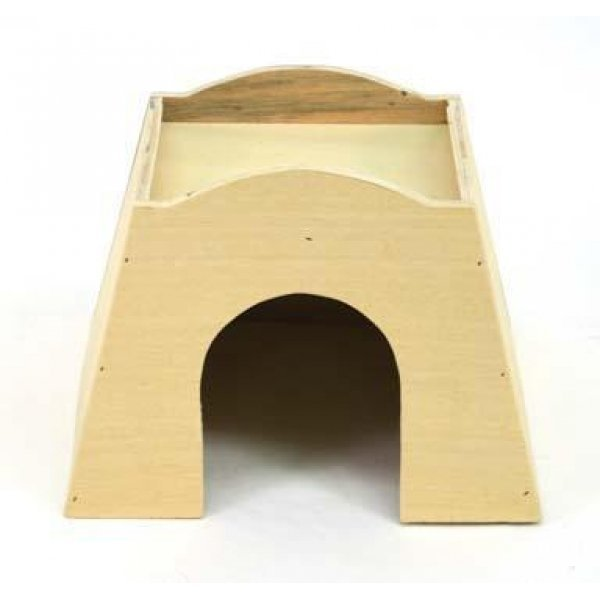 Small Pet Bungalow / Play Area / Size (Large) Best Price
