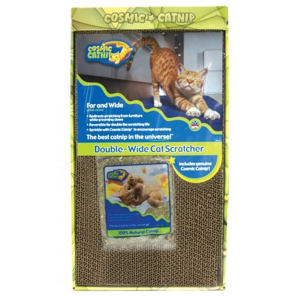 Double Wide Corrugated Cat Scratcher Best Price