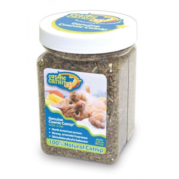 Cosmic 2.25 Oz Catnip Jar Best Price