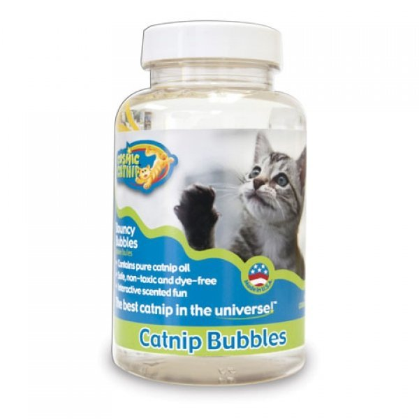 Cosmic Catnip Bubbles 8 Oz.