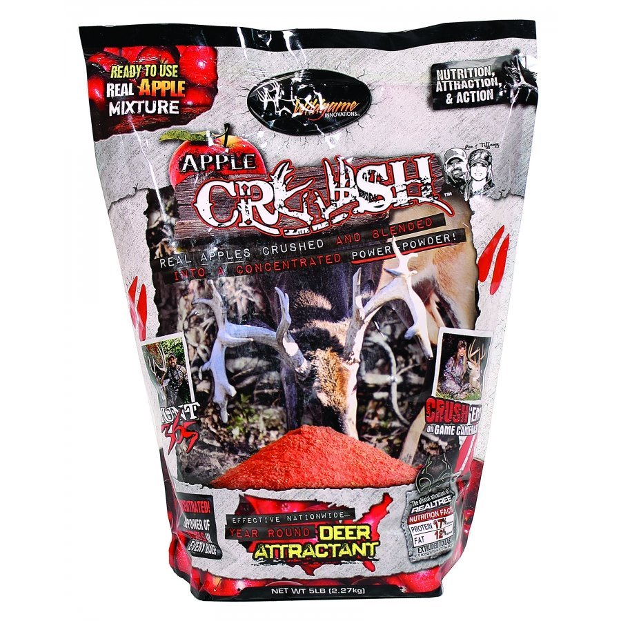 Apple Crush Mix Deer Attractant - 5.5 lbs. Best Price