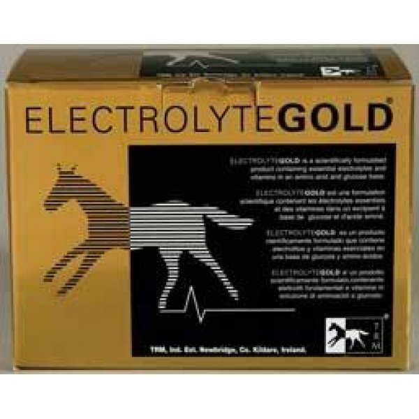 Electrolyte Gold - Premium Supplement for Horses / Size (12 lbs.) Best Price