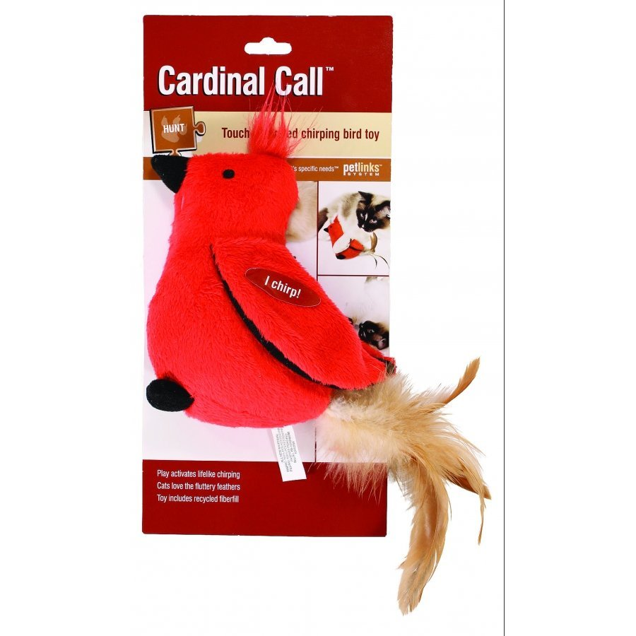 Cardinal Call Chirping Bird Toy