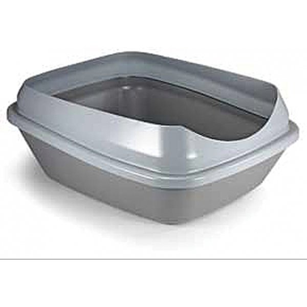 In Step Rimmed Litter Pan Best Price