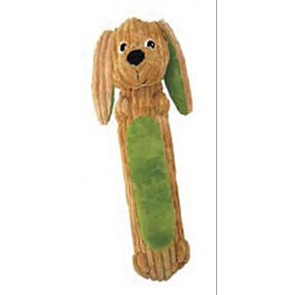 Bottle Buddy Rabbit Dog Toy