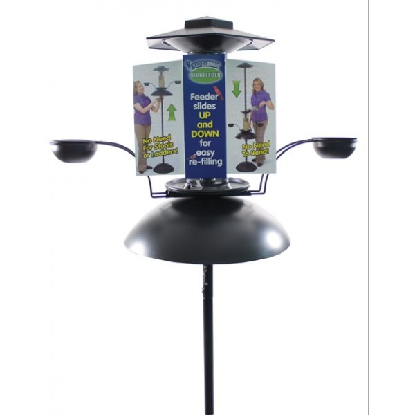 The Effort-less Birdfeeder - Oasis Best Price