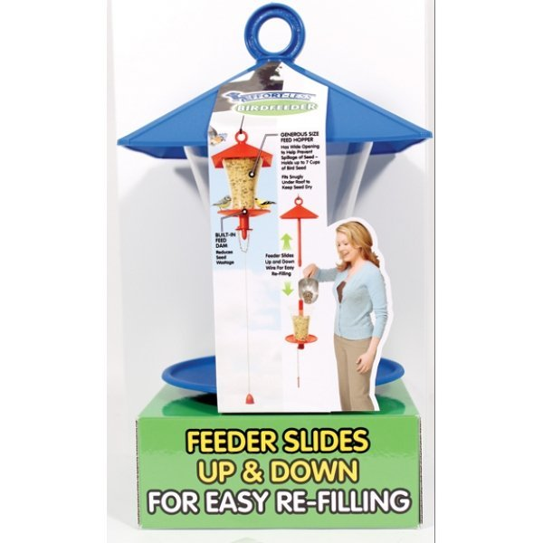 The Effort-less Birdfeeder - Compact Best Price