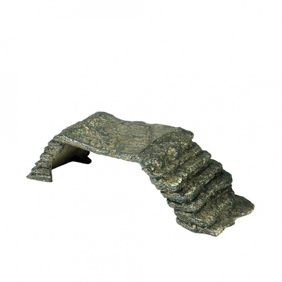 Reptile Basking Platform Ramp / Size Large