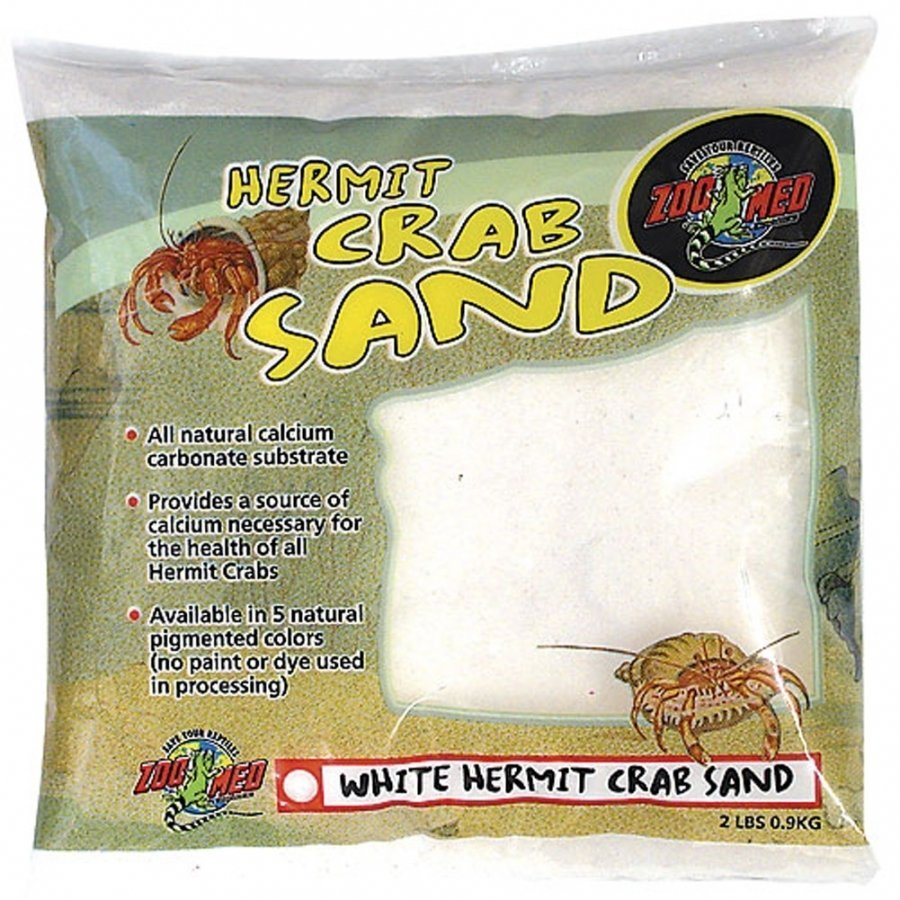 Hermit Crab Sand / Color White