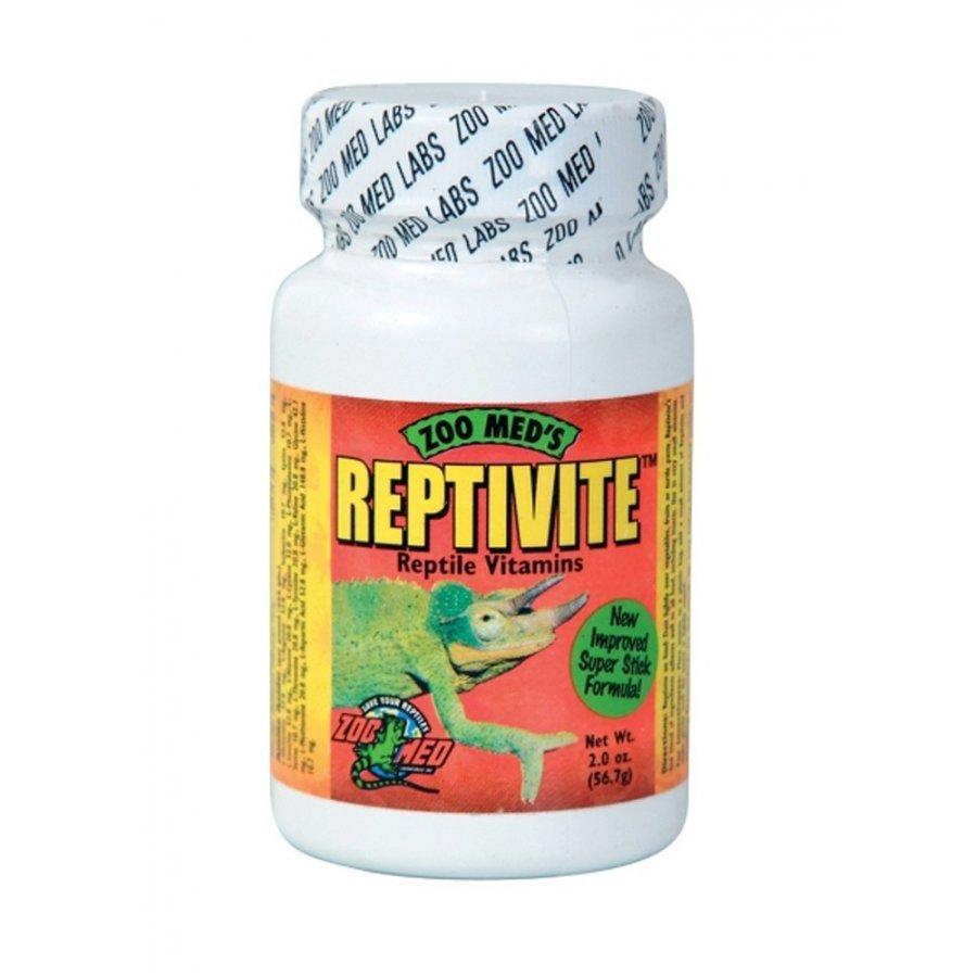 Reptivite Reptile Vitamins / Size 2 Oz.