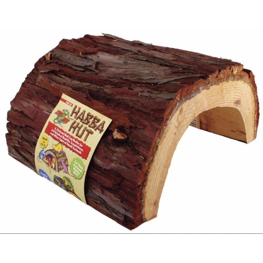 Habba Hut For Reptile Terrariums / Size Giant