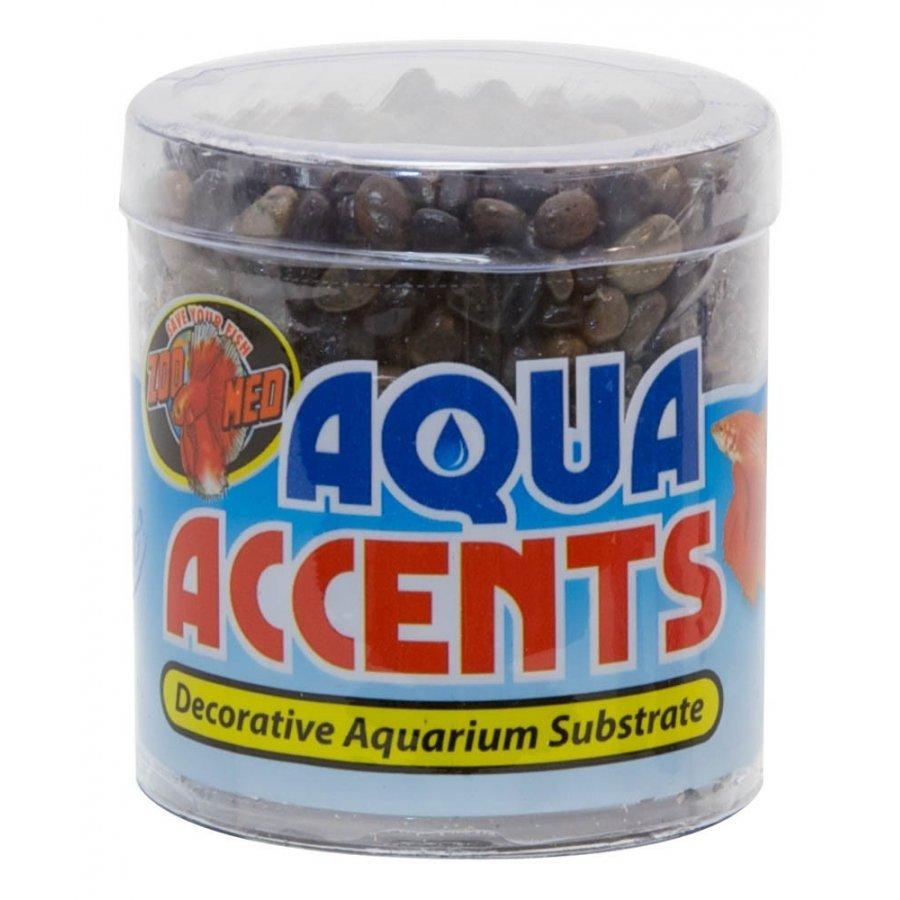 Aqua Accents 8 Oz / Color Dark River Pebble