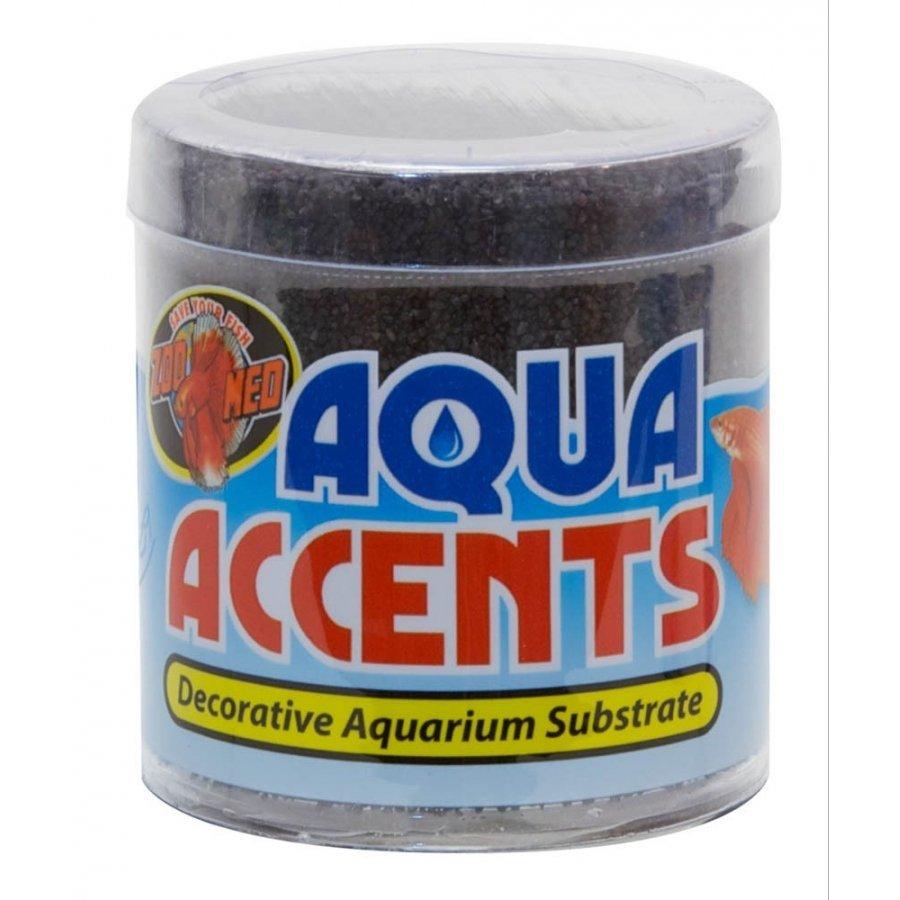 Aqua Accents 8 Oz / Color Midnight Black Sand