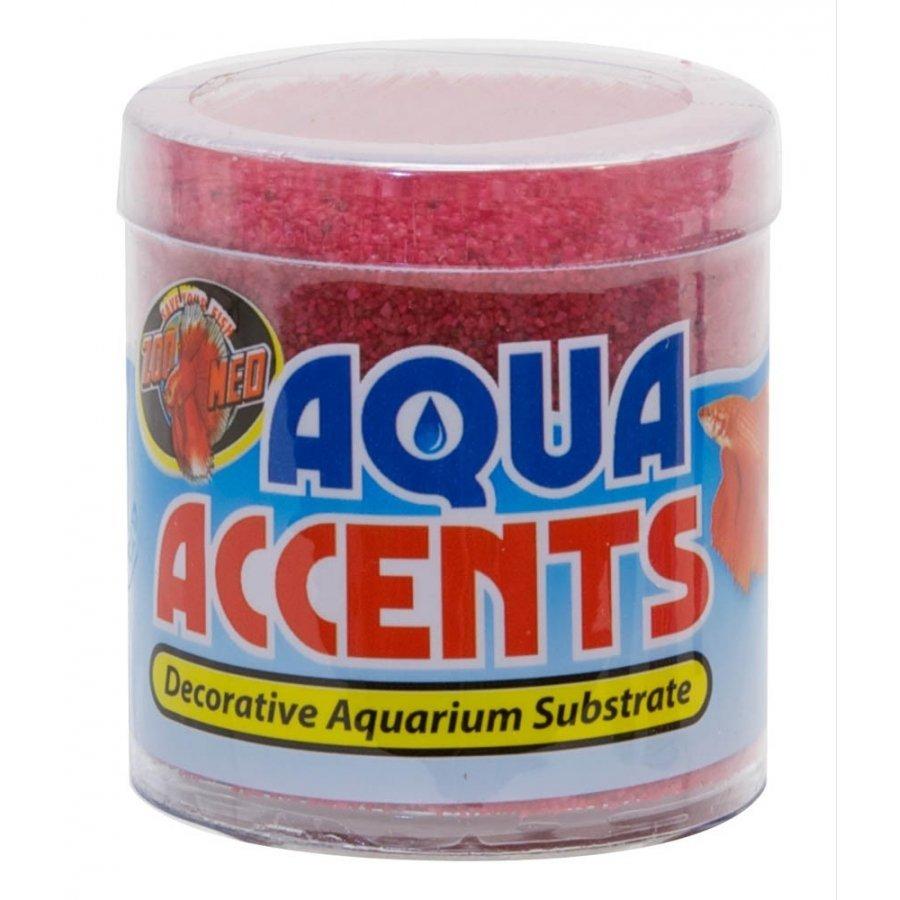 Aqua Accents 8 Oz / Color Radical Red Sand