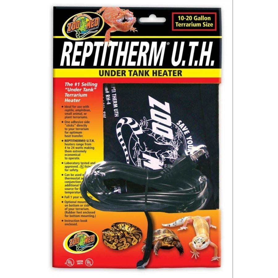 Repti Therm Under Tank Heater 10 20 Gallon