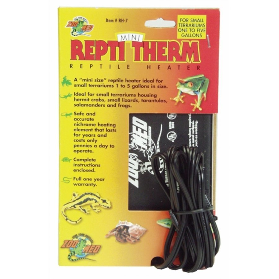 Repti Therm Under Tank Heater 1 5 Gallons