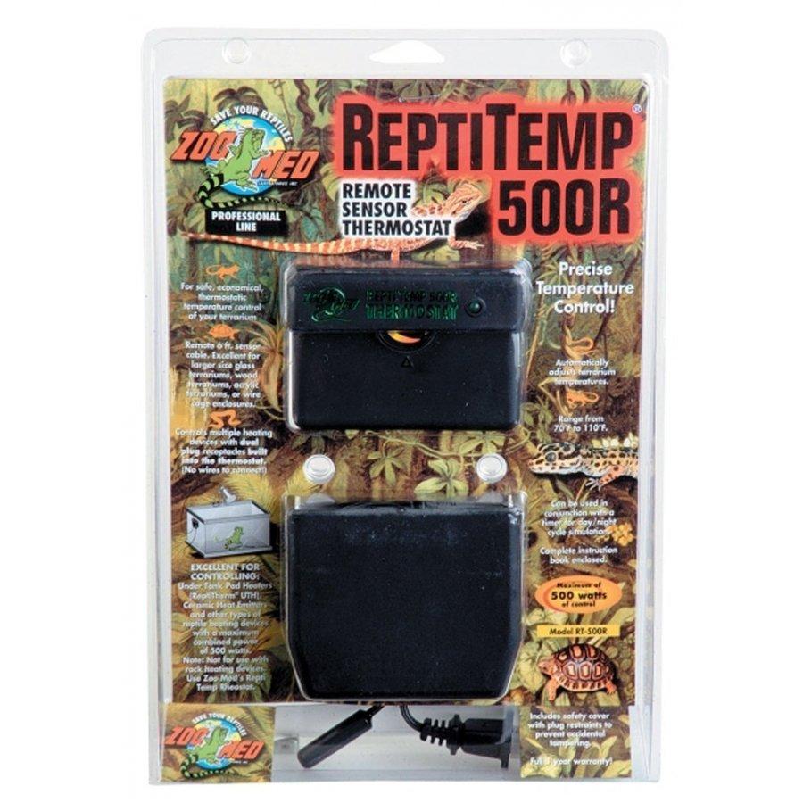 Reptitemp 500r Remote Sensor Thermostat