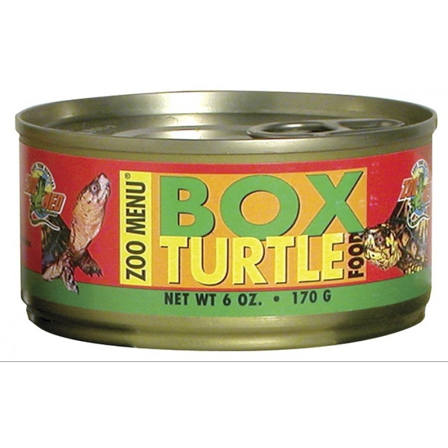 Box Turtle / Turtoise Food / Size 6 Oz.