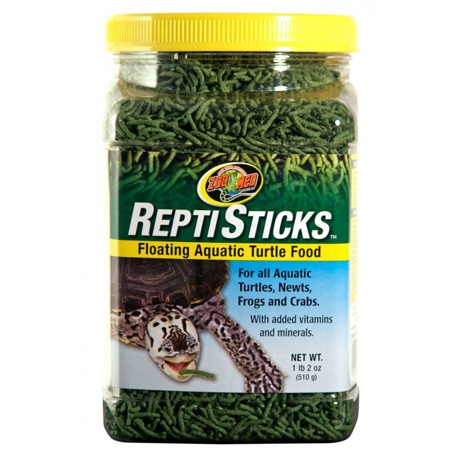 Reptisticks Floating Aquatic Turtle Food / Size 1.2 Lb
