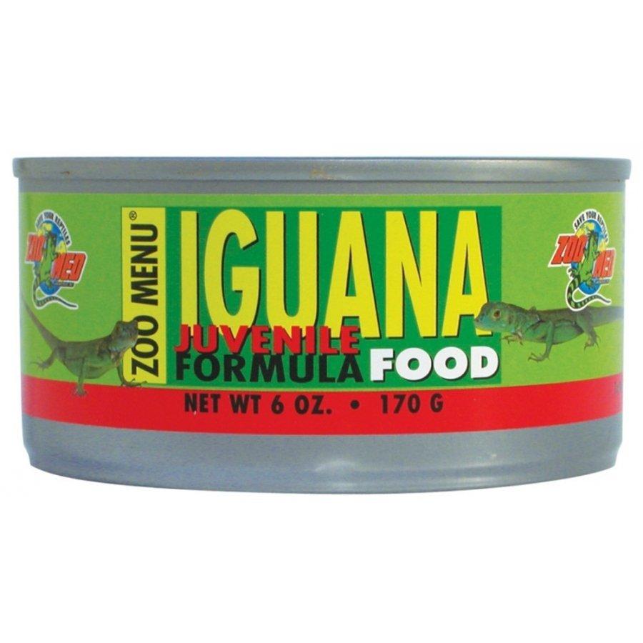 Canned Iguana Food 6 Oz. / Type Juvenile