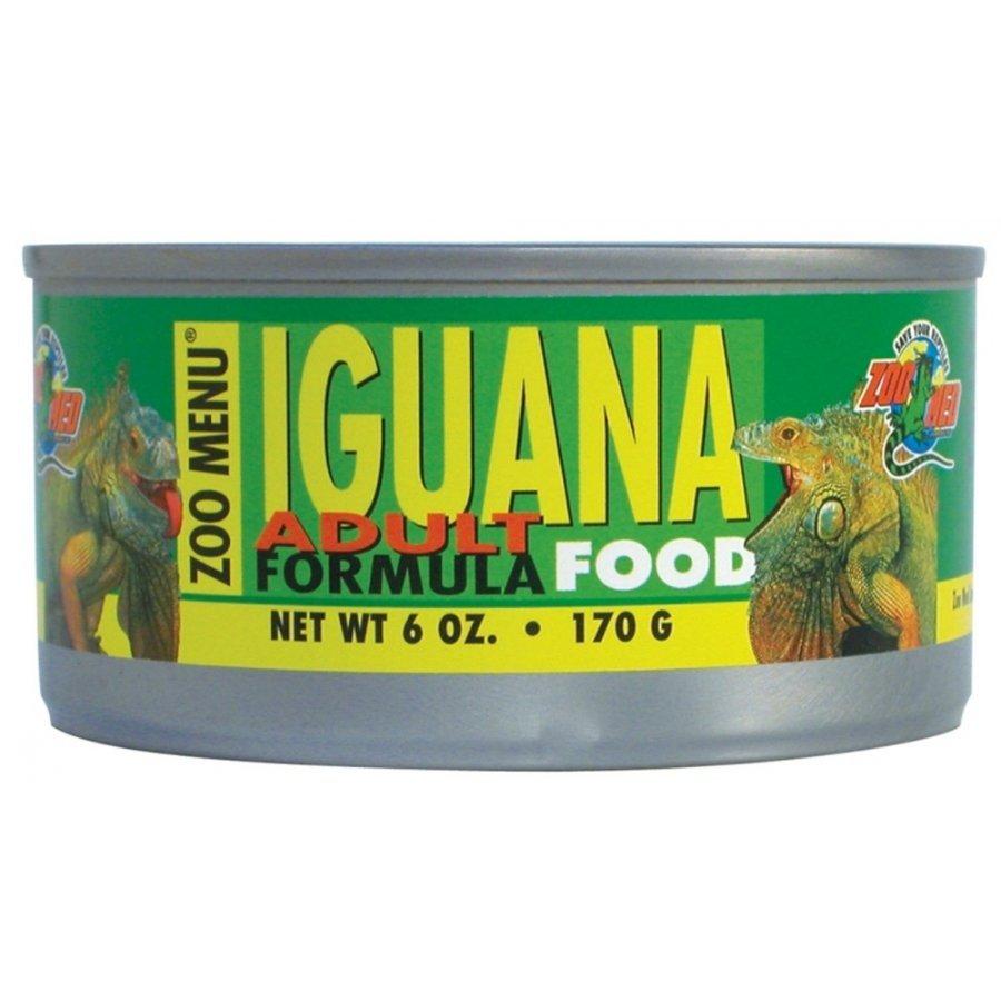 Canned Iguana Food 6 Oz. / Type Adult