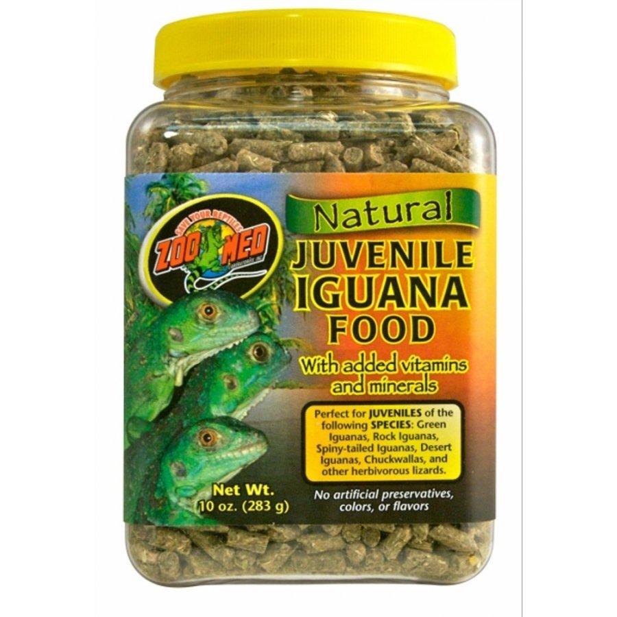 Natural Iguana Food Juvenile / Size 10 Oz.