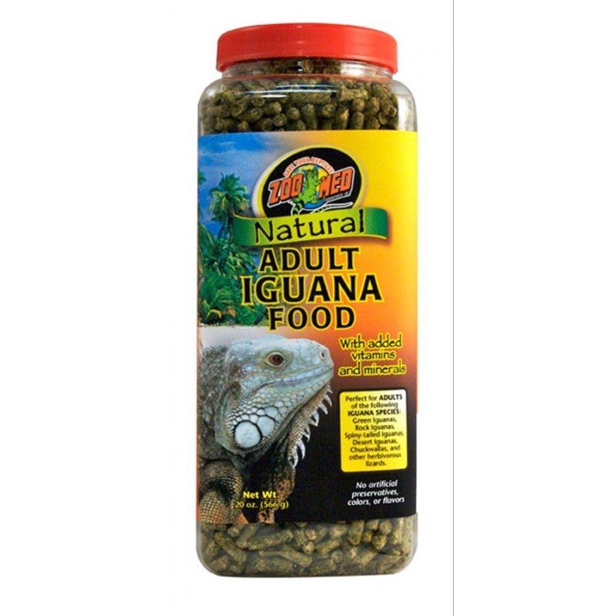Adult Iguana Food All Natural / Size 1 Lb 4 Oz.